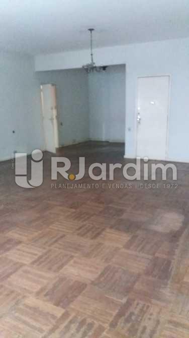 Sala e sala de jantar - Apartamento À VENDA, Copacabana, Rio de Janeiro, RJ - LAAP31117 - 7