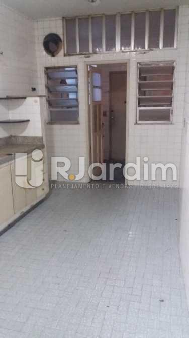 Cozinha - Apartamento À VENDA, Copacabana, Rio de Janeiro, RJ - LAAP31117 - 24