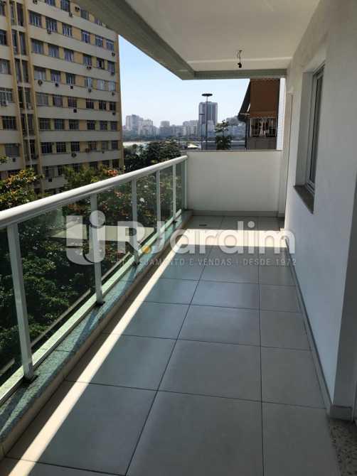 Botafogo Apartamento Lançament - Residencial Brindisi Apartamento Botafogo 3 Quartos - LAAP31120 - 3