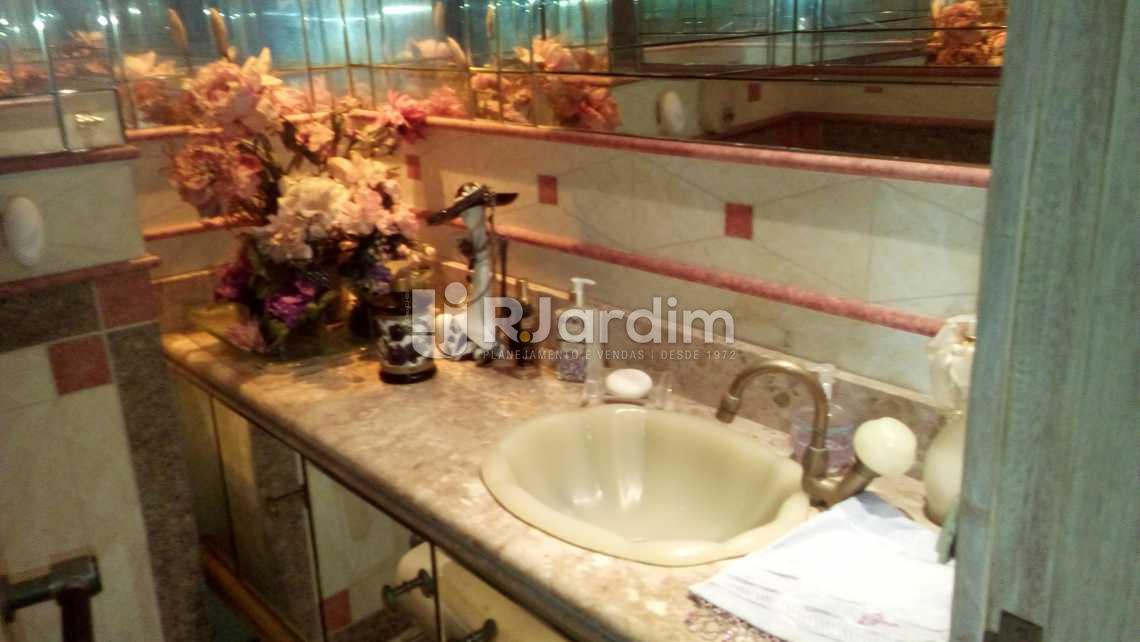 banheiro suite - Apartamento À VENDA, Ipanema, Rio de Janeiro, RJ - LAAP40490 - 9