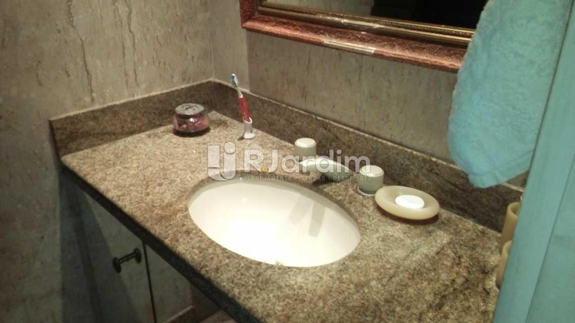 lavabo - Apartamento À VENDA, Ipanema, Rio de Janeiro, RJ - LAAP40490 - 7