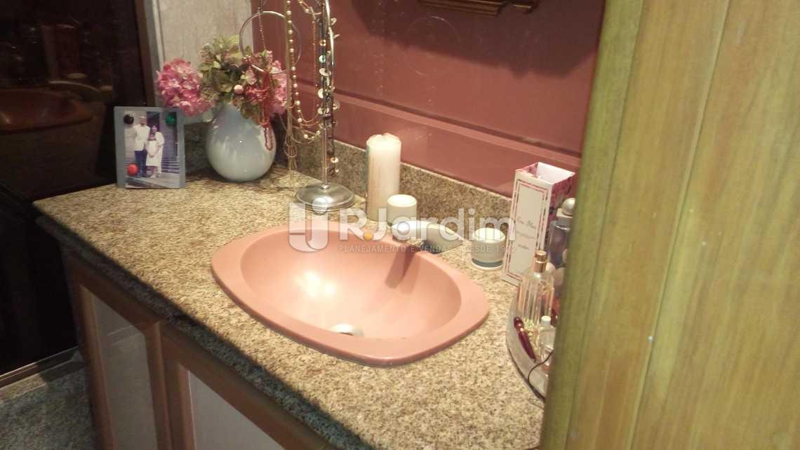 banheiro - Apartamento 4 quartos à venda Ipanema, Zona Sul,Rio de Janeiro - R$ 9.500.000 - LAAP40490 - 18