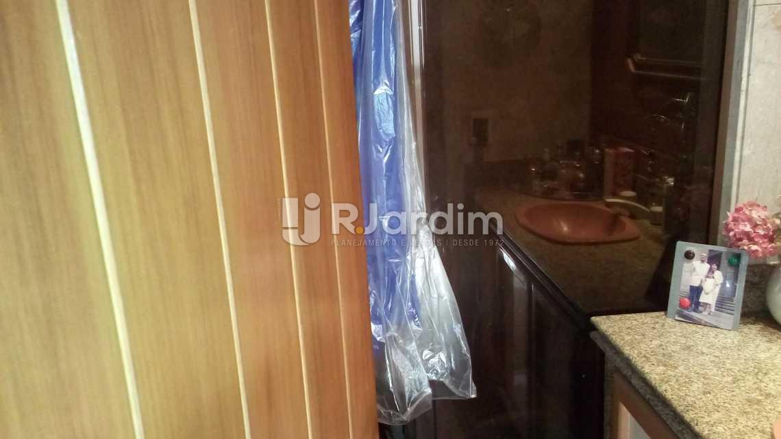 banheiro - Apartamento À VENDA, Ipanema, Rio de Janeiro, RJ - LAAP40490 - 19