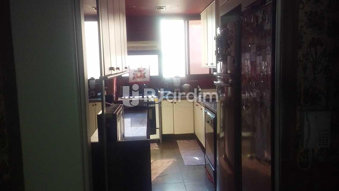 cozinha - Apartamento À VENDA, Ipanema, Rio de Janeiro, RJ - LAAP40490 - 25