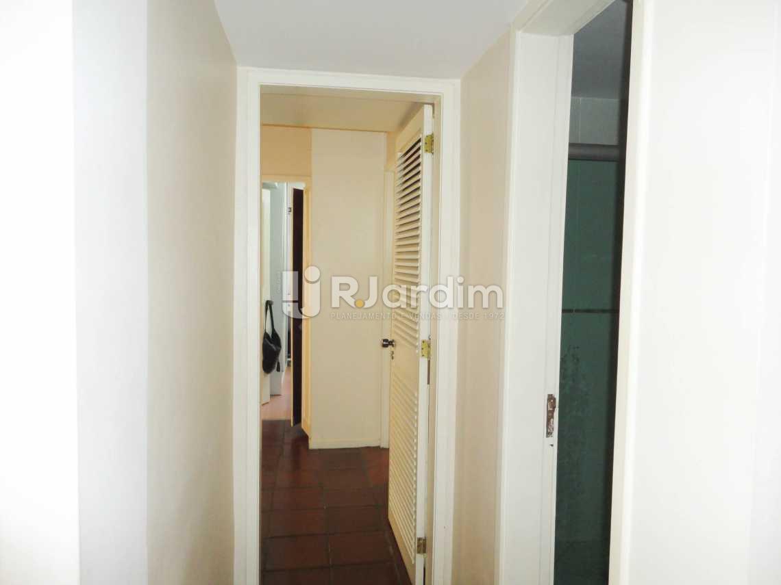 Hall - Apartamento Rua Marechal Mascarenhas de Morais,Copacabana, Zona Sul,Rio de Janeiro, RJ À Venda, 3 Quartos, 85m² - LAAP31125 - 7