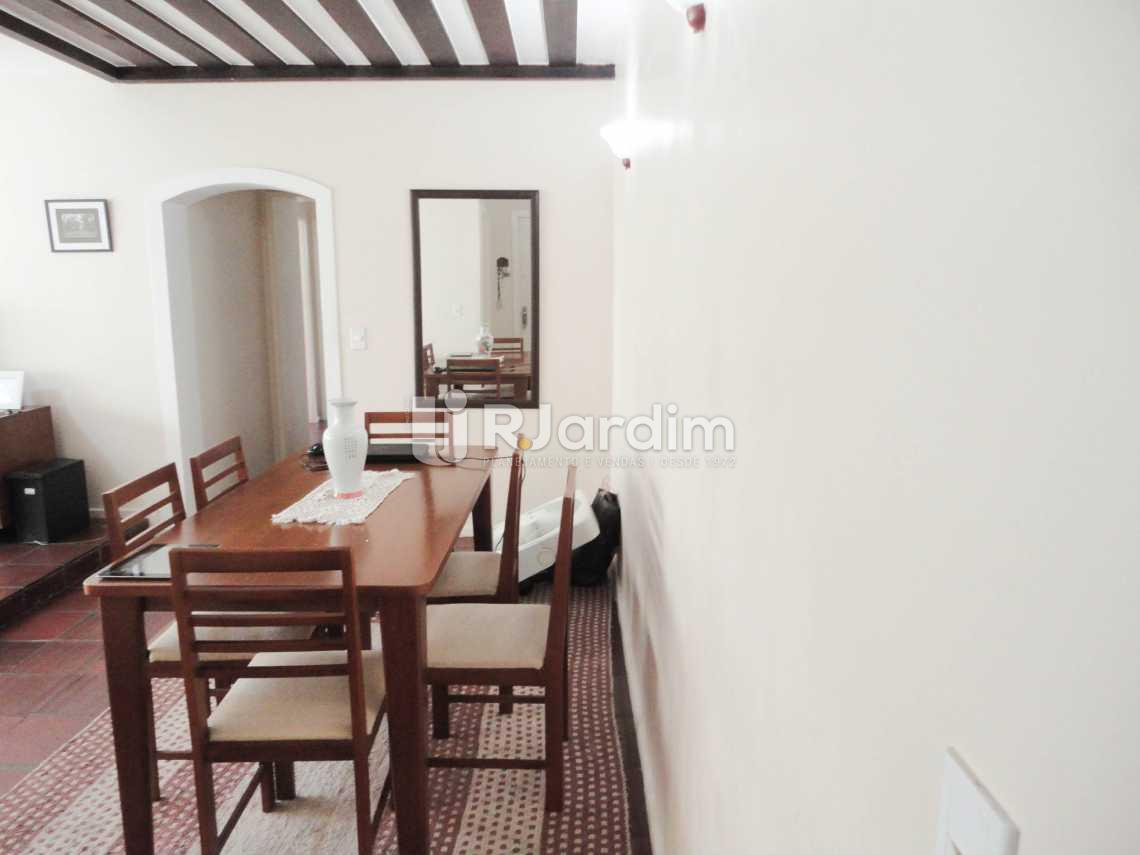 Sala  - Apartamento Rua Marechal Mascarenhas de Morais,Copacabana, Zona Sul,Rio de Janeiro, RJ À Venda, 3 Quartos, 85m² - LAAP31125 - 3