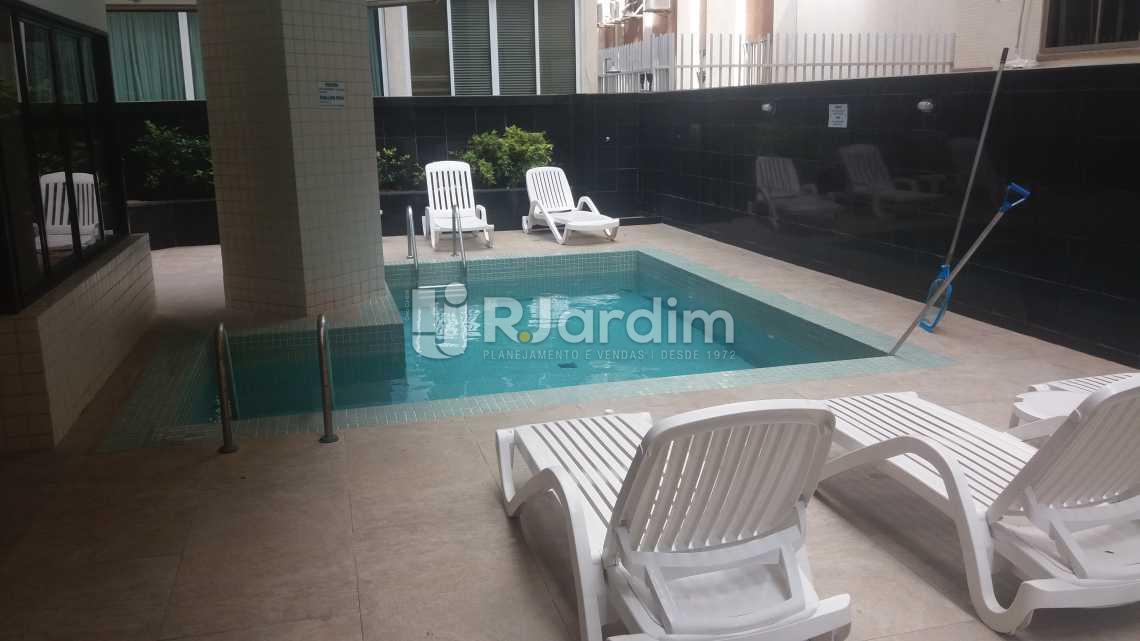 Piscina - Cobertura Duplex / Apart Hotel / Residencial / 3 Quartos / Ipanema / Zona Sul / Rio de Janeiro RJ - LACO30160 - 24