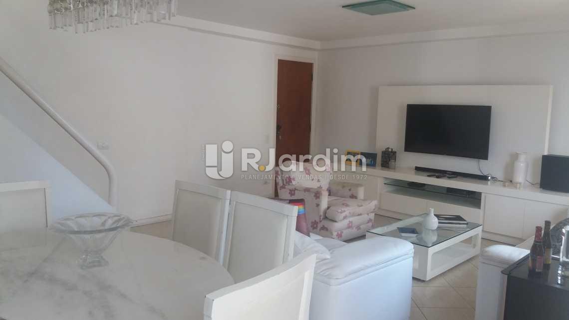 Sala - Cobertura Duplex / Apart Hotel / Residencial / 3 Quartos / Ipanema / Zona Sul / Rio de Janeiro RJ - LACO30160 - 5
