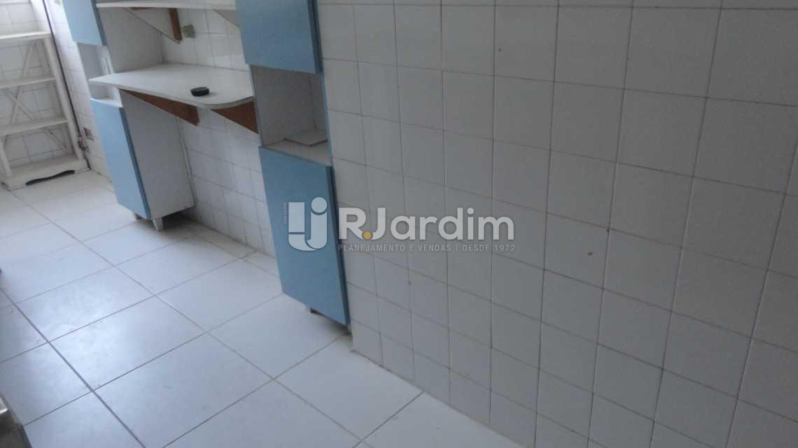 Cozinha - Imóveis Aluguel Humaitá 2 Quartos - LAAP20819 - 21