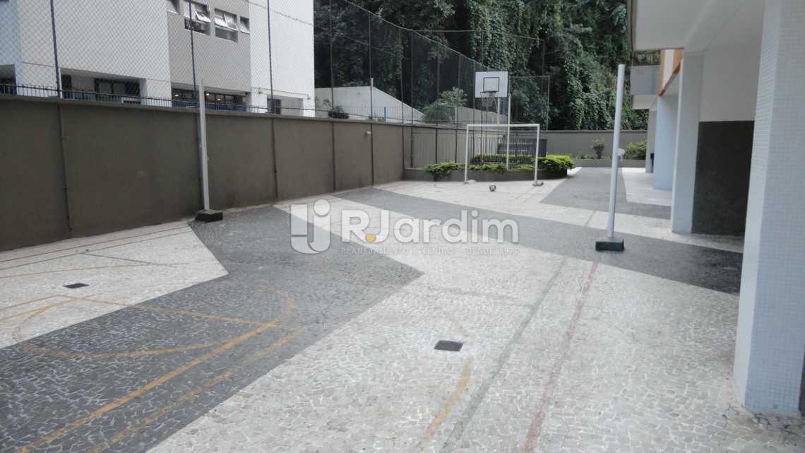 Quadra de Tênis - Imóveis Aluguel Humaitá 2 Quartos - LAAP20819 - 28