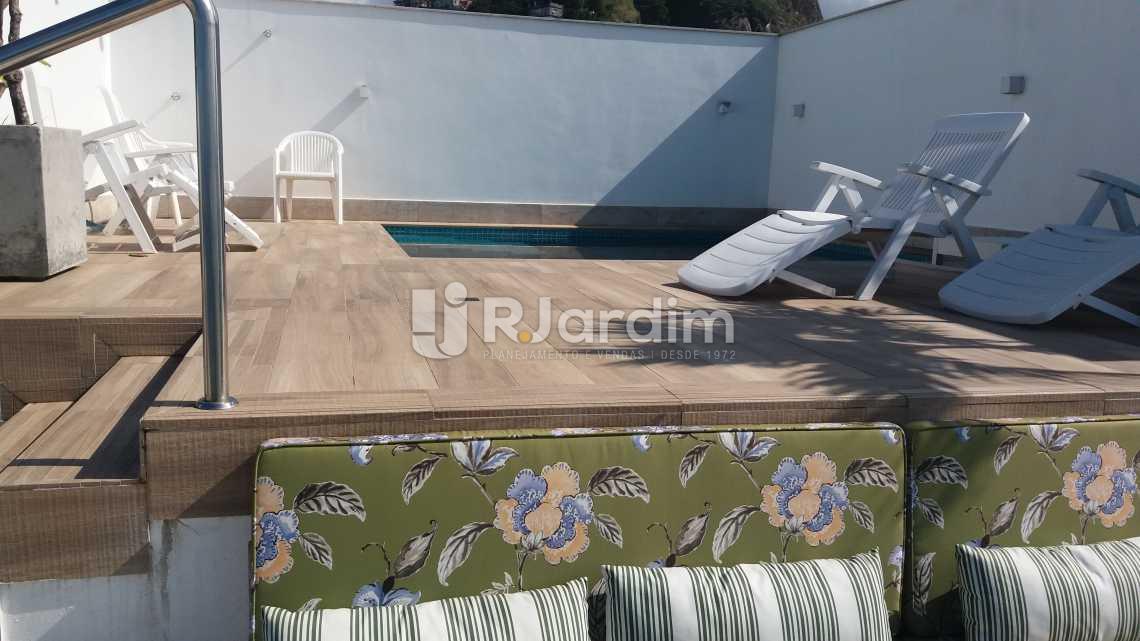 Piscina - Cobertura À VENDA, Copacabana, Rio de Janeiro, RJ - LACO40095 - 15