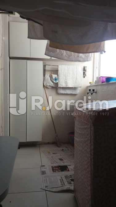 Lavanderia - Cobertura À VENDA, Copacabana, Rio de Janeiro, RJ - LACO40095 - 29
