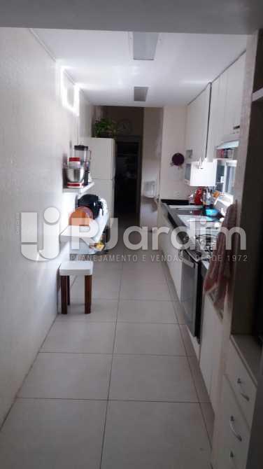 Cozinha - Cobertura À VENDA, Copacabana, Rio de Janeiro, RJ - LACO40095 - 28