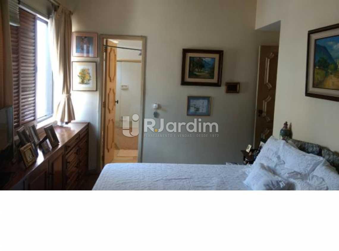 quarto / suíte  - Imóveis Compra Venda Avaliação Apartamento Lagoa 4 Quartos - LAAP40497 - 9