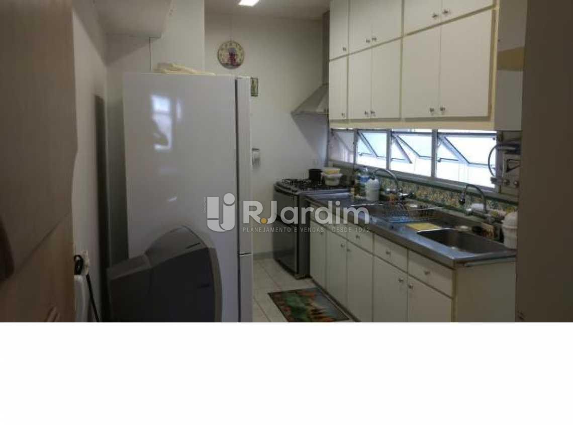 cozinha - Imóveis Compra Venda Avaliação Apartamento Lagoa 4 Quartos - LAAP40497 - 15