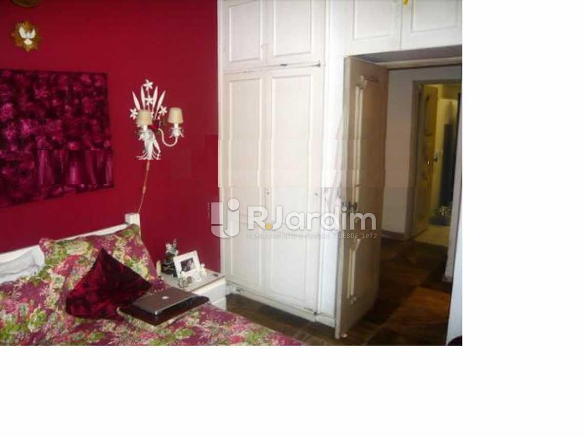 quarto - Imóveis Compra Venda Avaliação Apartamento Lagoa 4 Quartos - LAAP40497 - 11