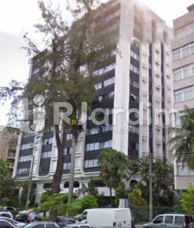 Empreendimento  - Imóveis Compra Venda Avaliação Apartamento Lagoa 4 Quartos - LAAP40497 - 16