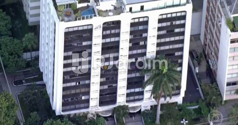 Empreendimento - Imóveis Compra Venda Avaliação Apartamento Lagoa 4 Quartos - LAAP40497 - 17