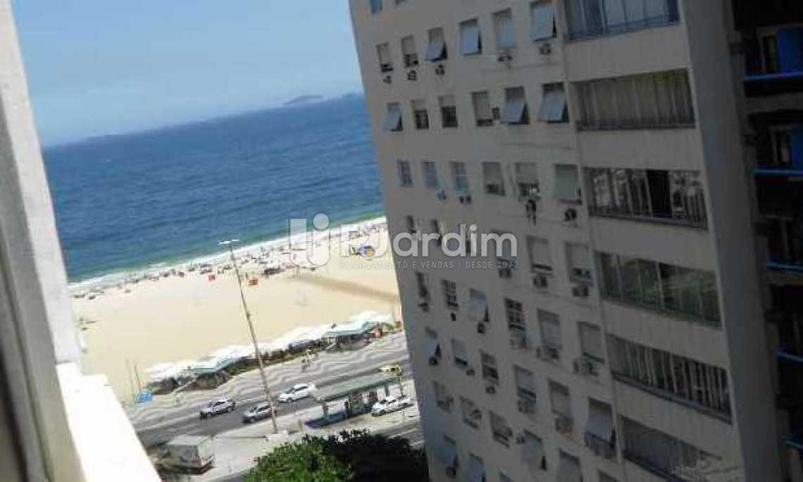 Vista praia - Cobertura À VENDA, Copacabana, Rio de Janeiro, RJ - LACO50017 - 11