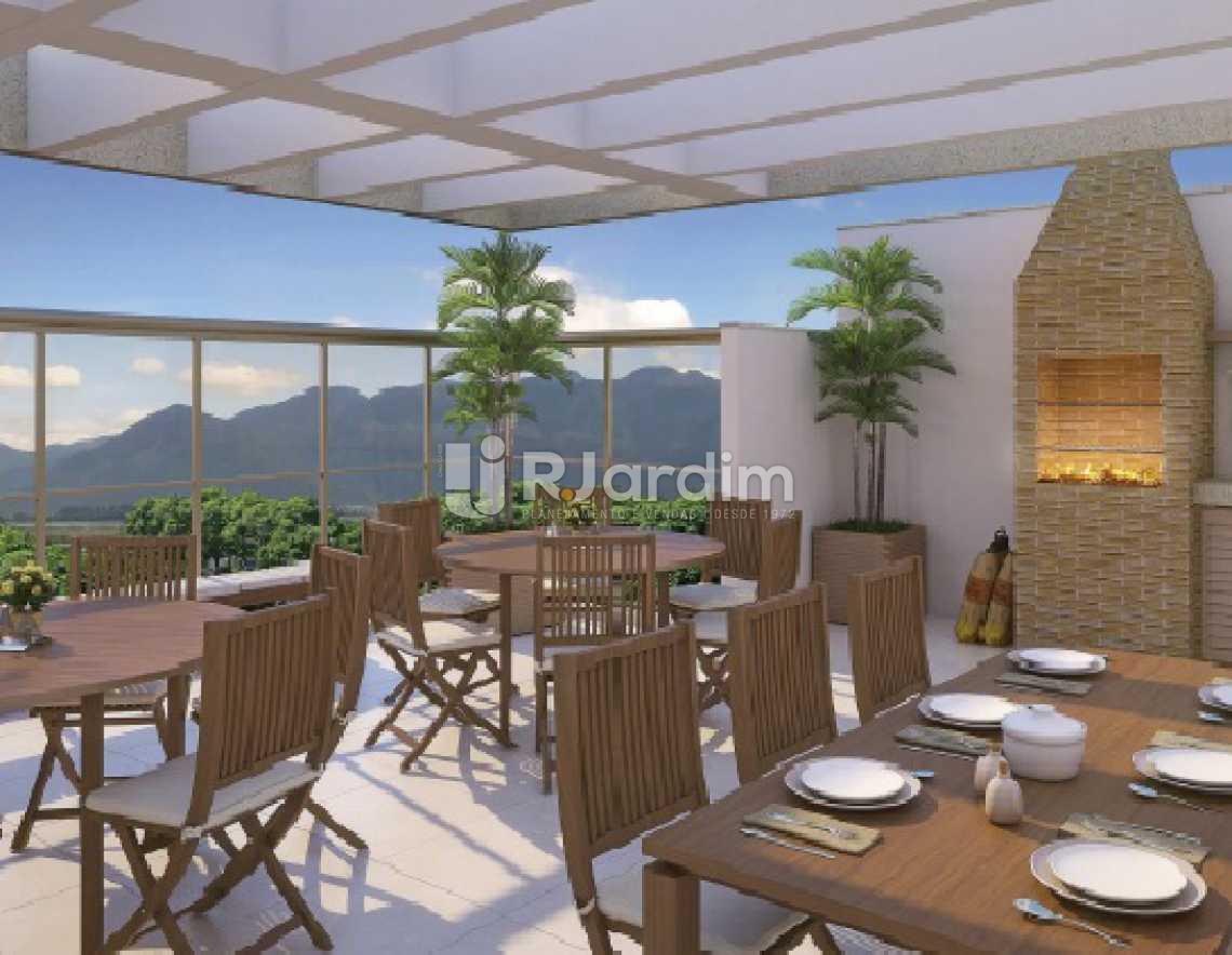 ESPAÇO GOURMET - Apartamento À VENDA, Maracanã, Rio de Janeiro, RJ - LAAP31157 - 4