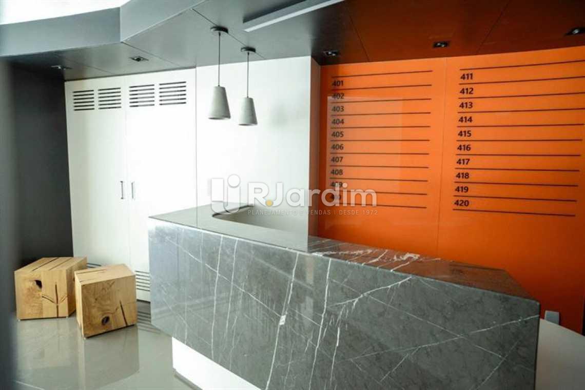 Recepção - Lançamento Botanic Offices Imóveis Comerciais Zona Sul Jardim Botânico - LASL00113 - 5