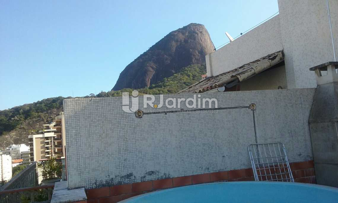 terraço  - Cobertura À Venda - Leblon - Rio de Janeiro - RJ - LACO20097 - 26