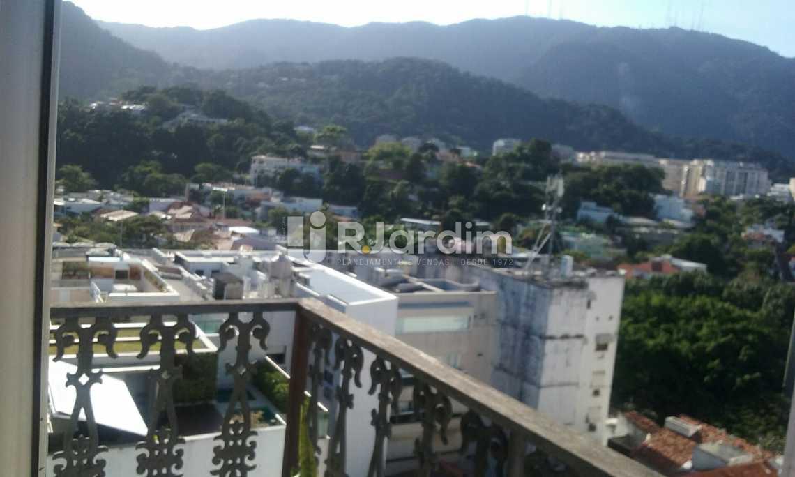 vista montanhas - Cobertura À Venda - Leblon - Rio de Janeiro - RJ - LACO20097 - 3