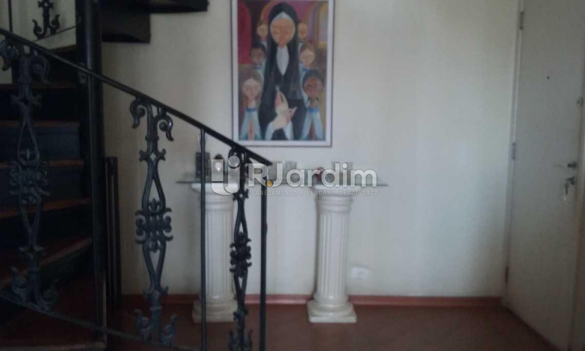 sala - Cobertura Leblon, Zona Sul,Rio de Janeiro, RJ À Venda, 2 Quartos, 149m² - LACO20097 - 4