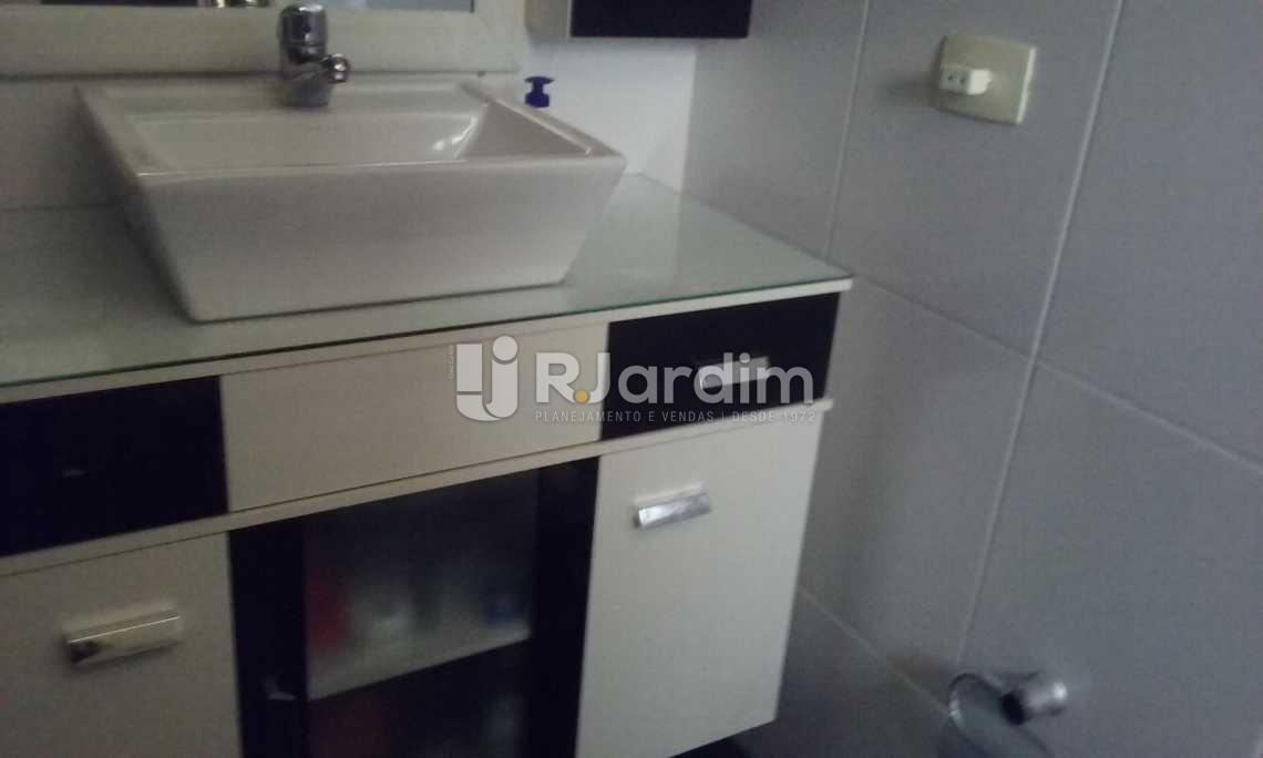 banho suíte  - Cobertura À Venda - Leblon - Rio de Janeiro - RJ - LACO20097 - 7