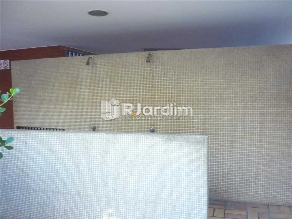 Saunas - Imóveis Aluguel Lagoa Cobertura 3 Quartos - LACO30164 - 23