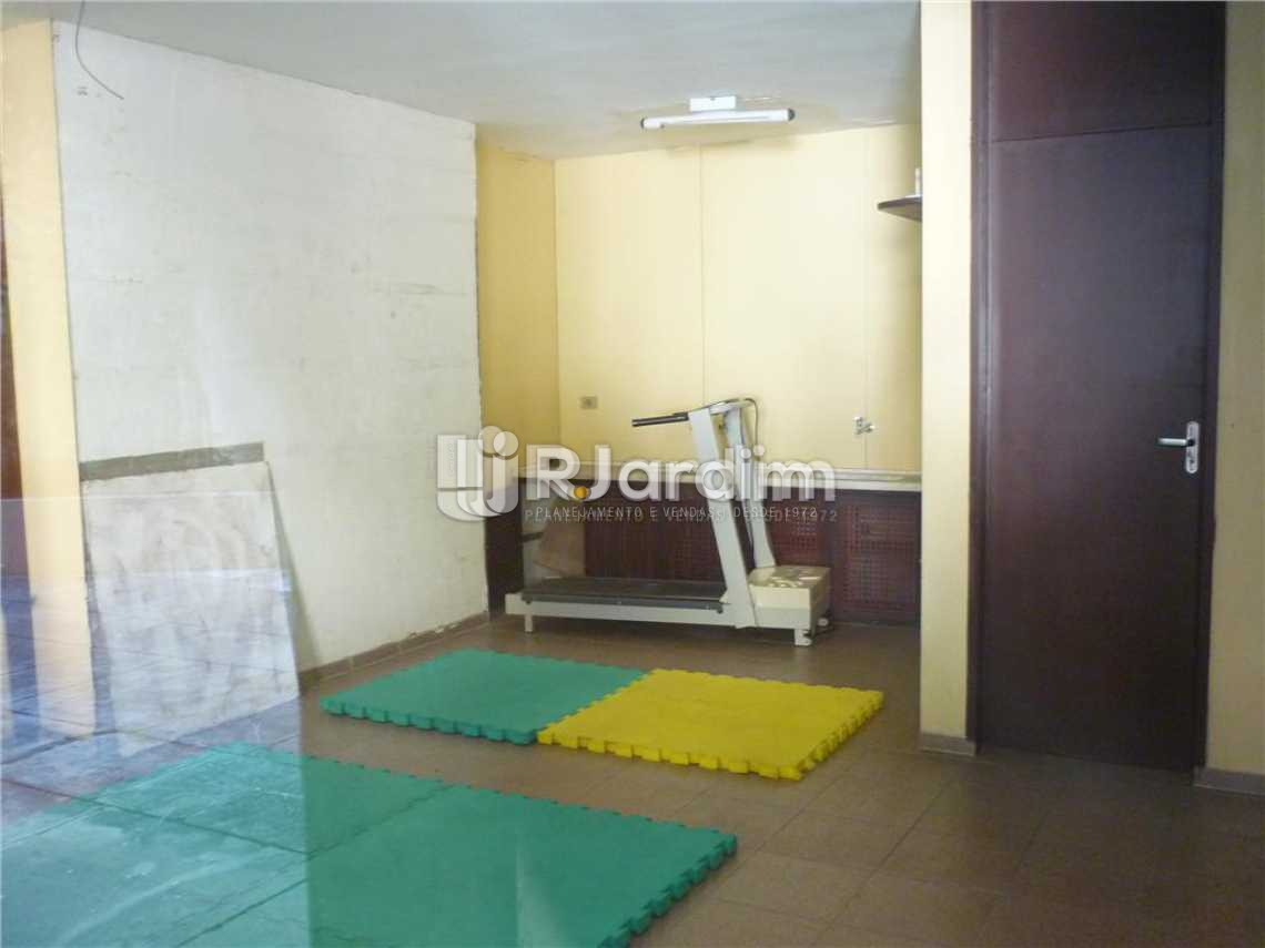 sala de Yoga - Imóveis Aluguel Lagoa Cobertura 3 Quartos - LACO30164 - 24