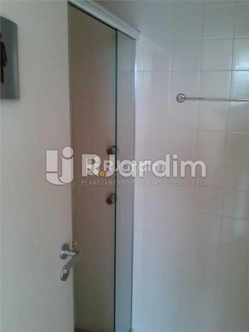 Banheiro Social - Imóveis Aluguel Lagoa Cobertura 3 Quartos - LACO30164 - 28