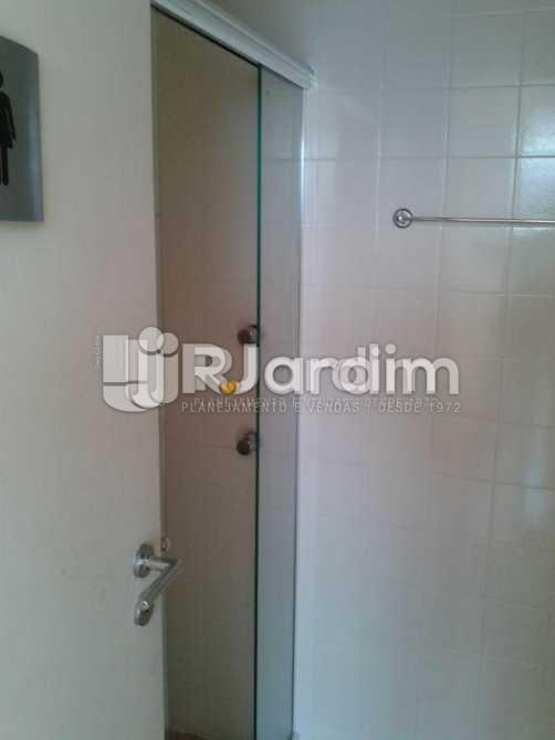 Banheiro da Copbertura 2° anda - Imóveis Aluguel Lagoa Cobertura 3 Quartos - LACO30164 - 30