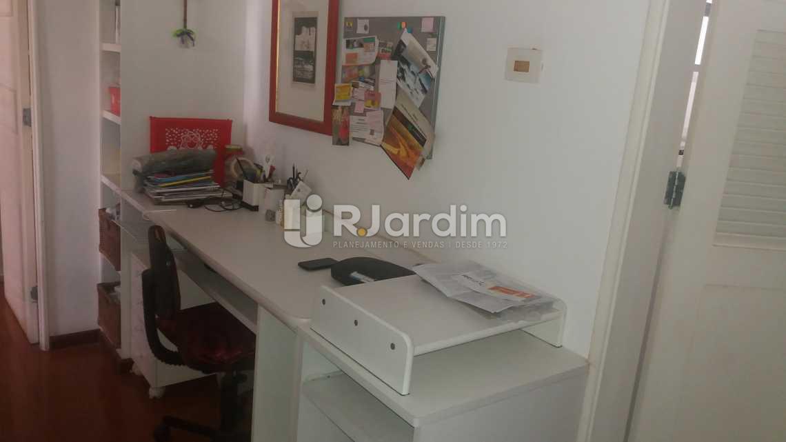 Circulação - Apartamento À VENDA, Lagoa, Rio de Janeiro, RJ - LAAP20854 - 8