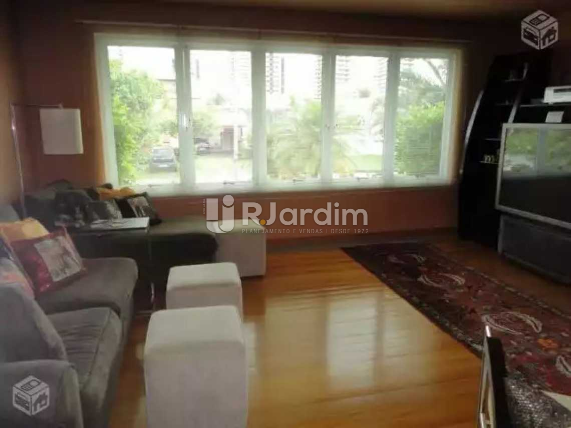 Sala de tv - Casa em Condominio PARA ALUGAR, Barra da Tijuca, Rio de Janeiro, RJ - LACN40007 - 4