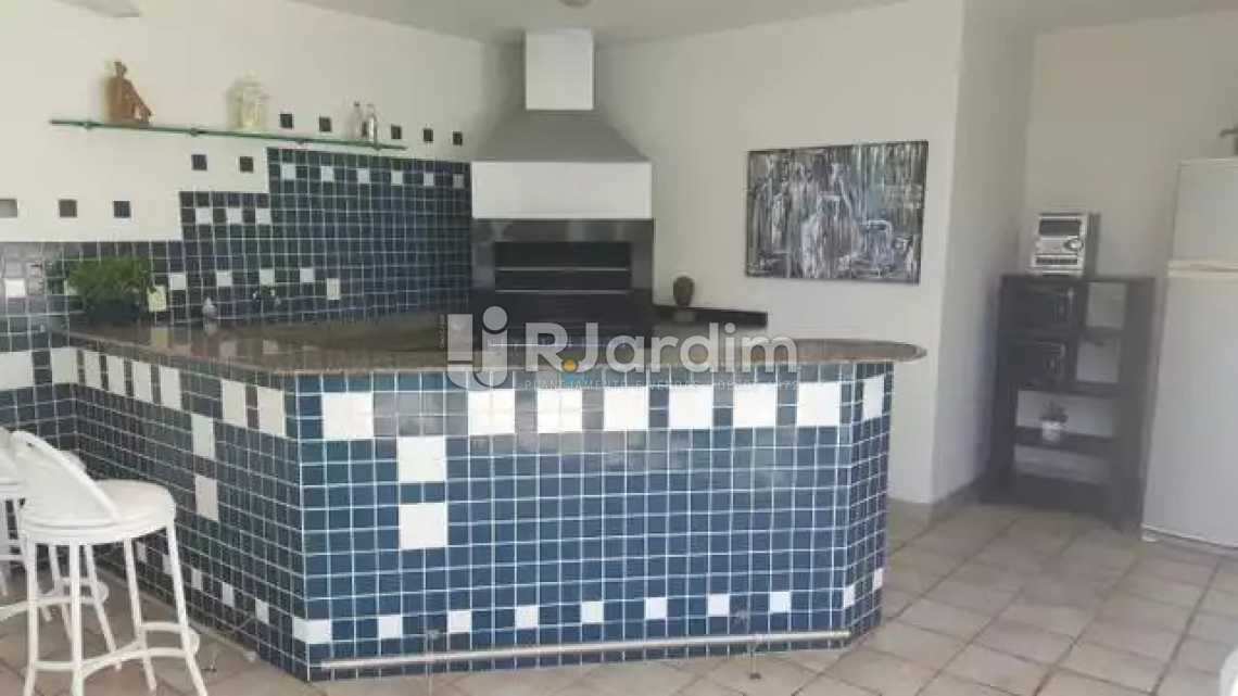 Churrasqueira - Casa em Condominio PARA ALUGAR, Barra da Tijuca, Rio de Janeiro, RJ - LACN40007 - 10