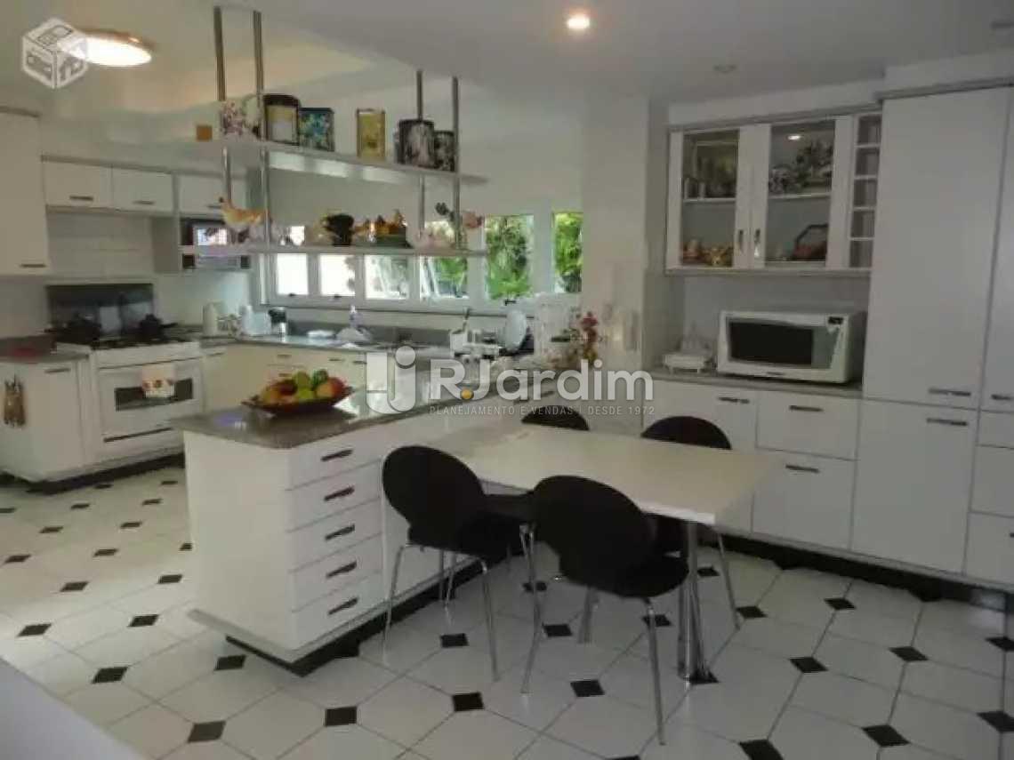 cozinha toda planejada - Imóveis Compra e Venda Barra da Tijuca Casa - LACN40008 - 16