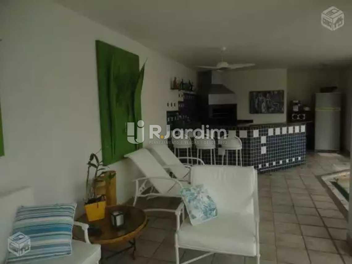 churrasqueira - Imóveis Compra e Venda Barra da Tijuca Casa - LACN40008 - 15