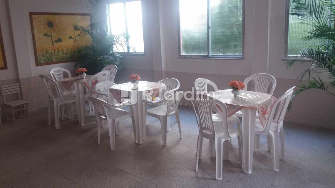 Salão festas - Apartamento À VENDA, Copacabana, Rio de Janeiro, RJ - LAAP20858 - 20