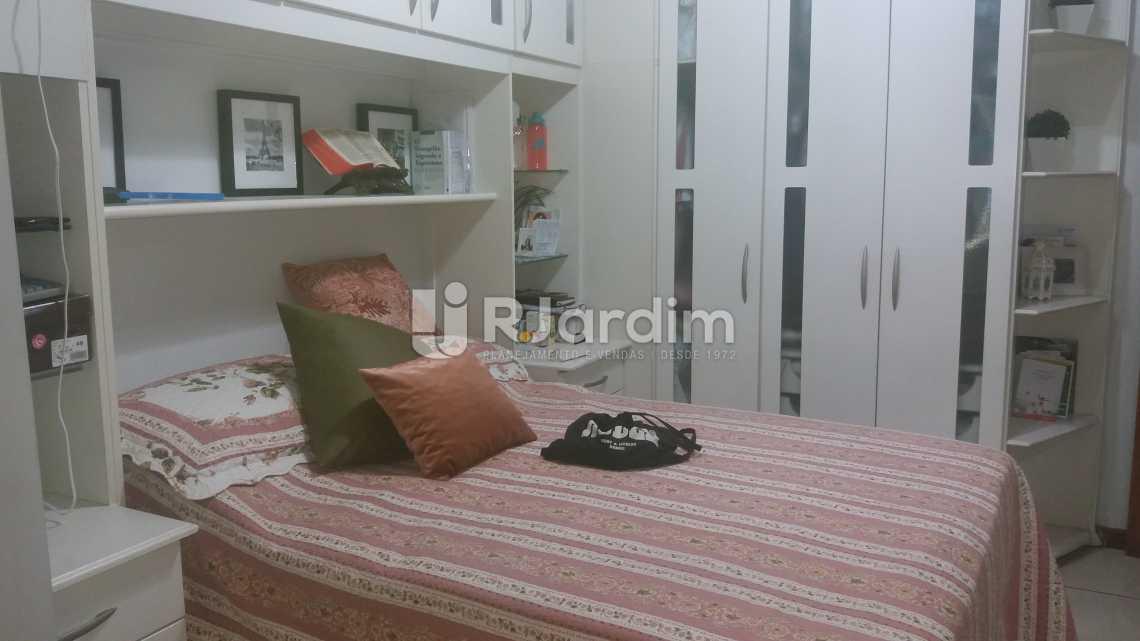 Quarto 1 - Apartamento À VENDA, Copacabana, Rio de Janeiro, RJ - LAAP20858 - 5