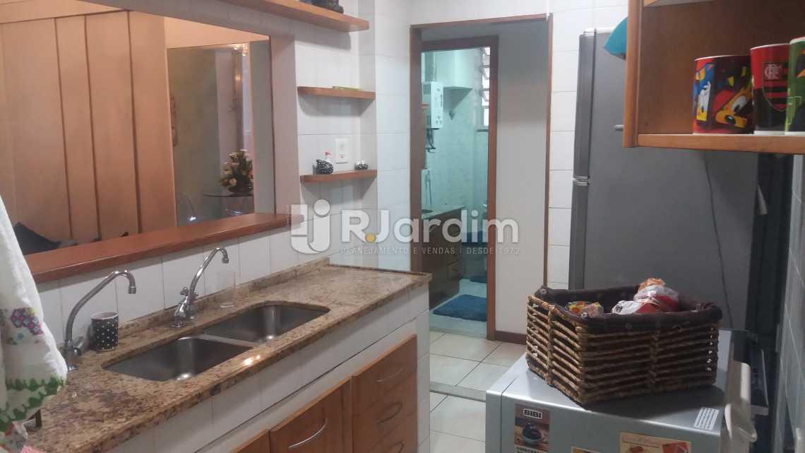 Cozinha - Apartamento À VENDA, Copacabana, Rio de Janeiro, RJ - LAAP20858 - 10