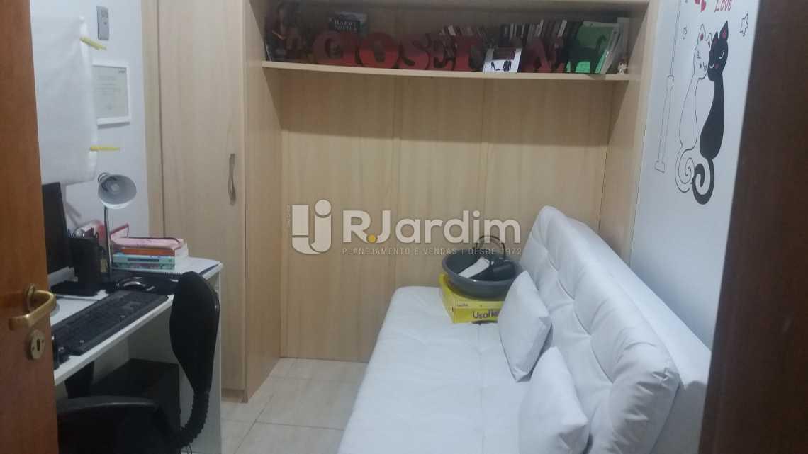Quarto/escritório - Apartamento À VENDA, Copacabana, Rio de Janeiro, RJ - LAAP20858 - 12