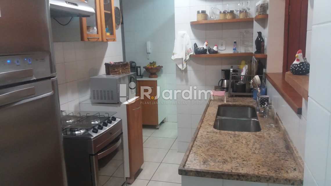 Cozinha - Apartamento À VENDA, Copacabana, Rio de Janeiro, RJ - LAAP20858 - 16