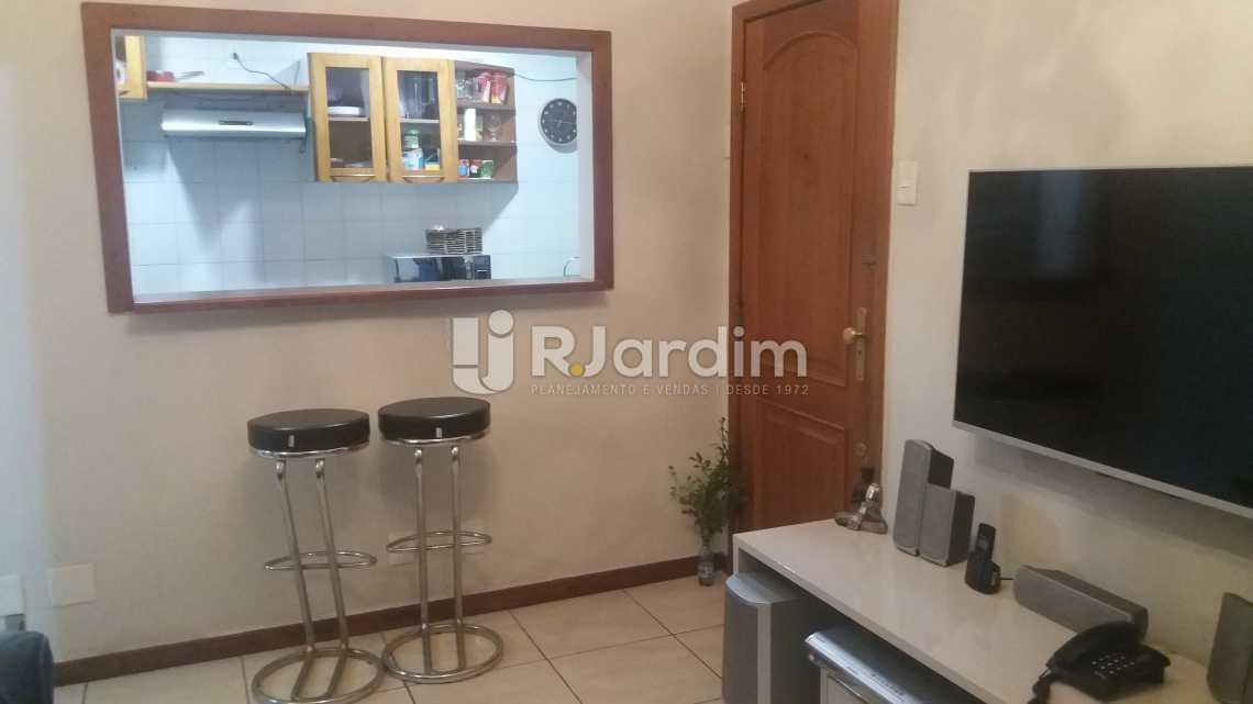 Sala - Apartamento À VENDA, Copacabana, Rio de Janeiro, RJ - LAAP20858 - 4