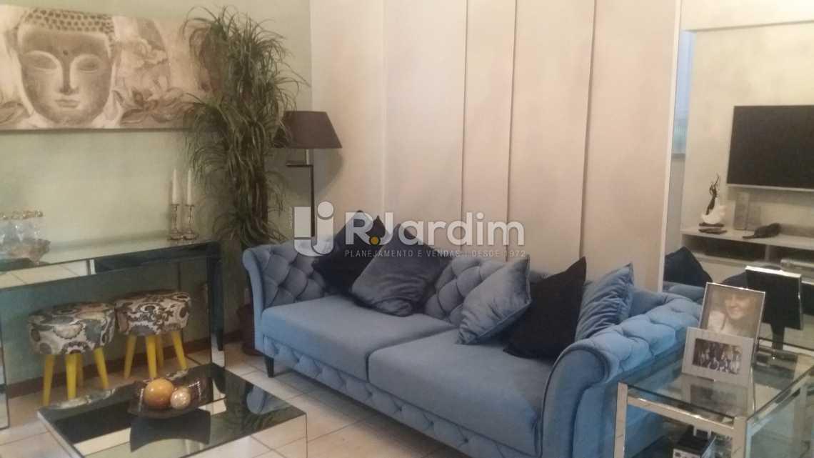 Sala - Apartamento À VENDA, Copacabana, Rio de Janeiro, RJ - LAAP20858 - 1