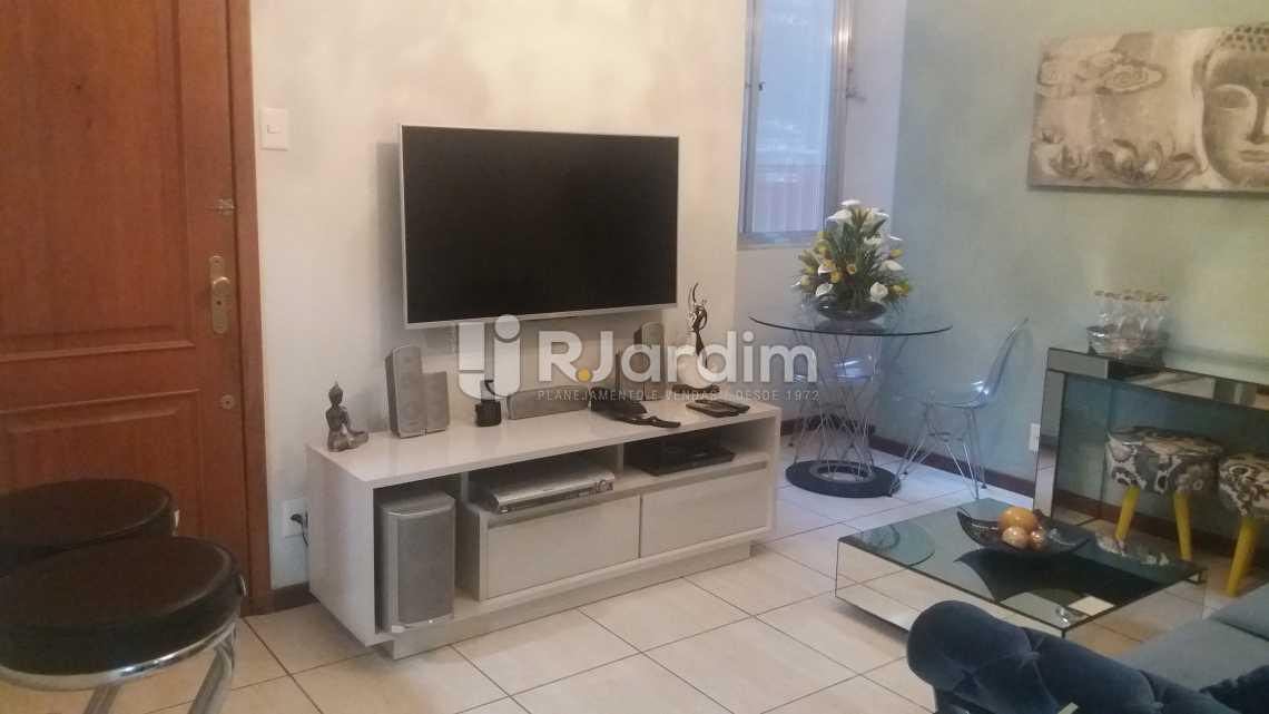 Sala - Apartamento À VENDA, Copacabana, Rio de Janeiro, RJ - LAAP20858 - 3