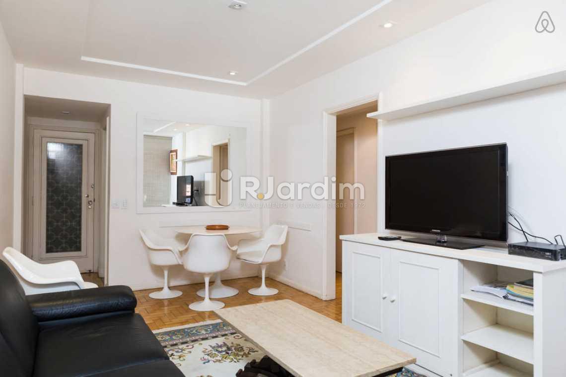 sl jantar - Apartamento Leblon, Zona Sul,Rio de Janeiro, RJ Para Alugar, 2 Quartos, 80m² - LAAP20859 - 3
