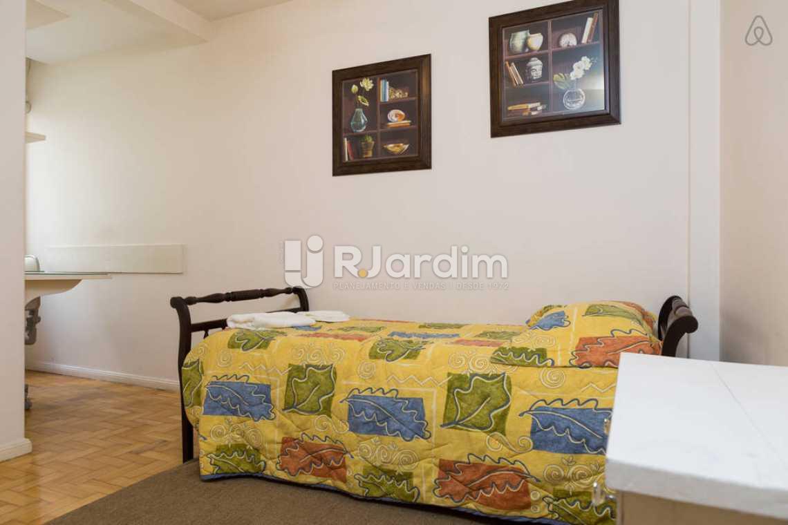 quarto 1 - Apartamento PARA ALUGAR, Leblon, Rio de Janeiro, RJ - LAAP20859 - 4