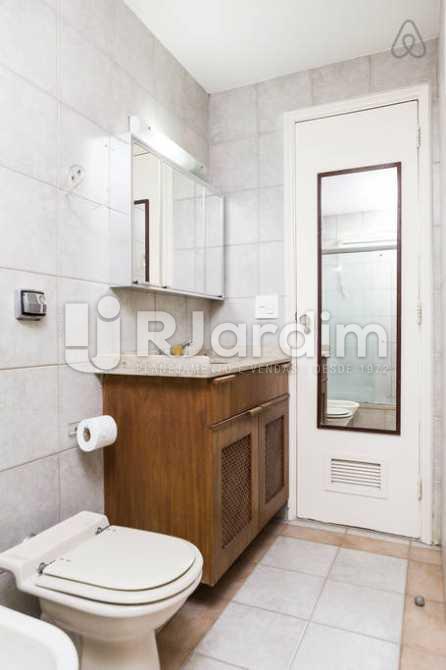 banh 1 - Apartamento Leblon, Zona Sul,Rio de Janeiro, RJ Para Alugar, 2 Quartos, 80m² - LAAP20859 - 10