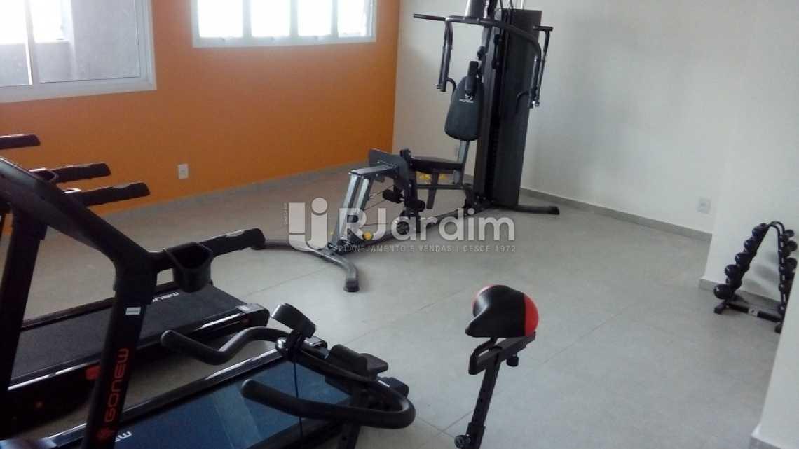 VIA MARGUTTA - Via Margutta Apartamento Tijuca 2 Quartos - LAAP20860 - 15